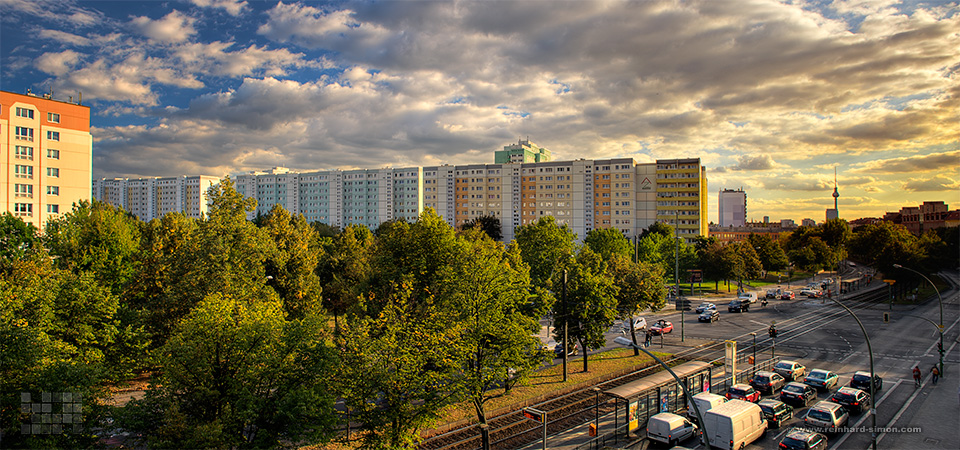 Wohnungsbaugesellschaft Zentrum - Häuser an der Michelangelo Straße