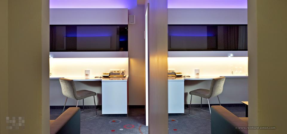 Interieurfoto mit Stuhl für KOO International