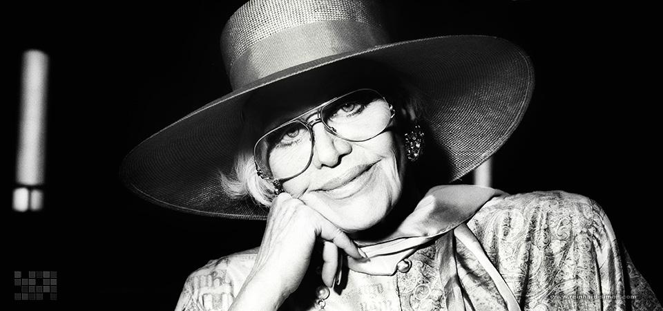 Hildegard Knef, Schauspielerin